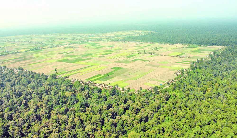 निजगढ विमानस्थल निर्माण फेरि विवादमा, पर्यटन र वनमन्त्री रस्साकसी