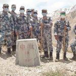तिब्बततर्फ मरुभूमि खण्डमा सीमा सुरक्षा चौकी सबै सीमा स्तम्भ पहिचान गर्न सफल