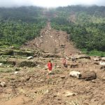 सिन्धुपाल्चोक : पहिरोमा बेपत्ता भएकाहरुको बिहानैदेखि खोजी सुरु